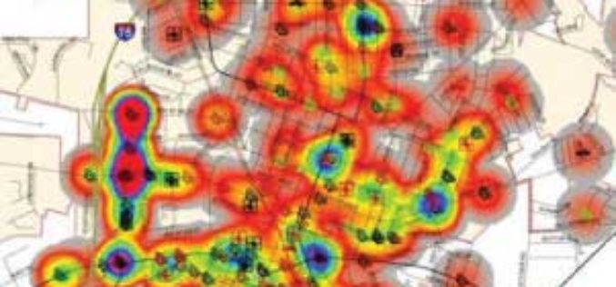 Crime Mapping to Analyze and Device Anti-Crime Measures