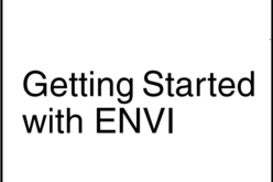 Getting Started  with ENVI