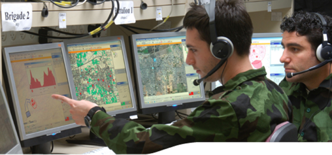 Geospatial Technologies – Transforming Way of War