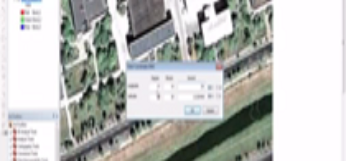 Georeferencing Google Earth images