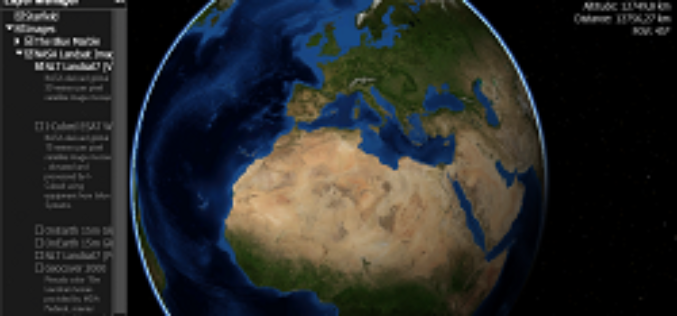 Webinar: NASA World Wind Virtual Globe Technology
