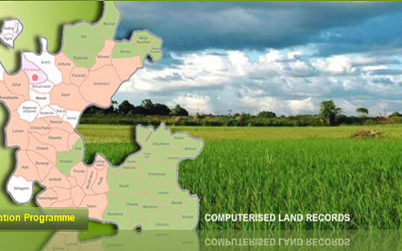 National Land Records Modernization Programme (NLRMP): A Government of India Flagship