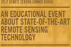 SPLIT REMOTE SENSING SUMMER SCHOOL 2014 (SplitRS 2014)