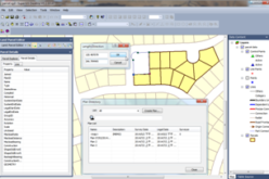 PR: Land Parcel Editor in SuperGIS Desktop Allows to Manage Parcel Data with Ease