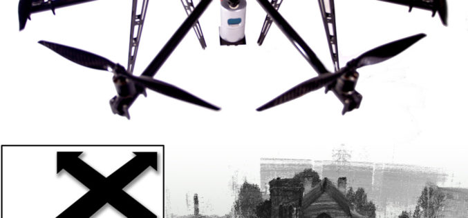XactMaps Debuts World's First GPS-Free UAV Aerial LIDAR Surveying And Mapping System; No GPS? No Problem!