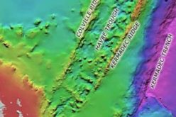 3D Imaging Revealed Submerged Ridge East of Auckland