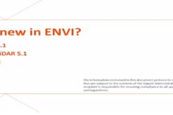What's New in ENVI 5.1?