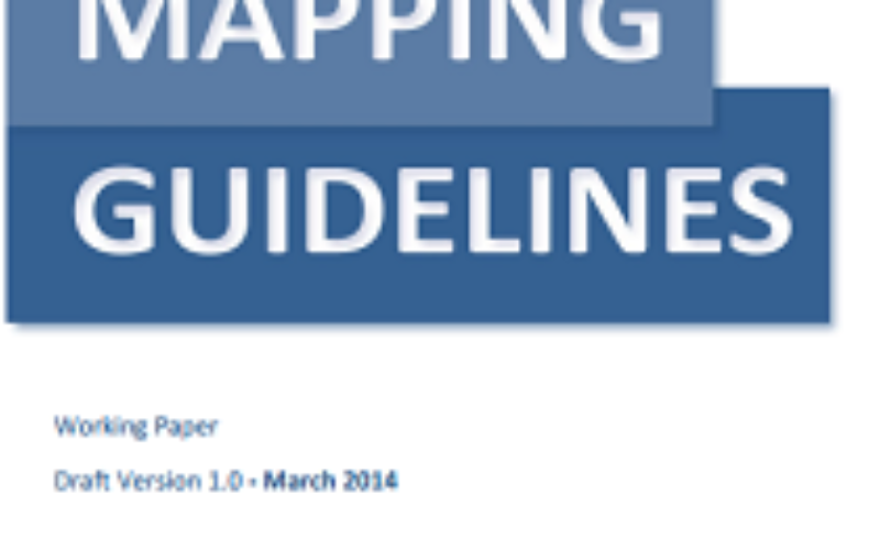 Emergency Mapping Guidelines