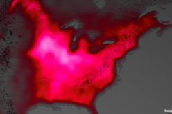 Satellite Shows High Productivity from U.S. Corn Belt