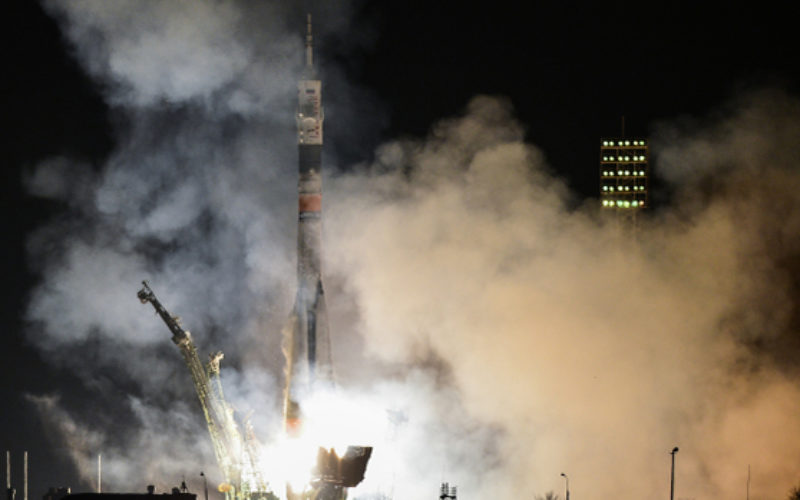 Egyptian Satellite Lift off Successfully from Baikonur