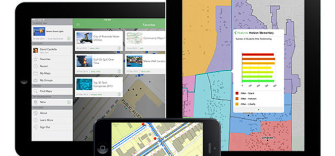 Explorer for ArcGIS Brings GIS to Everyone