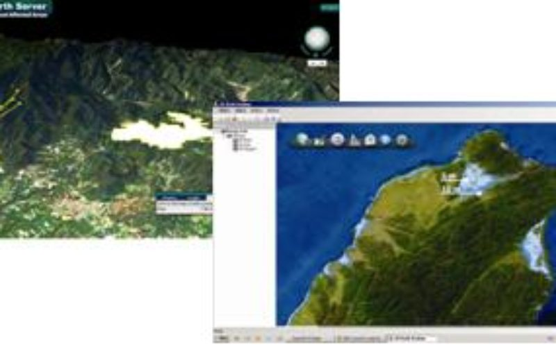 SuperGIS 3D Earth Server 3.2 to Enhance 3D Map Display Performance