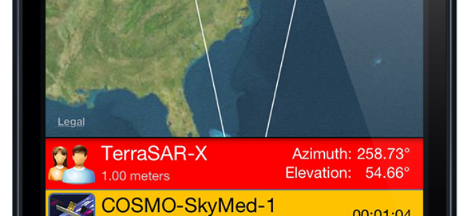 SpyMeSat Mobile App Now Offers High Resolution Satellite Imagery
