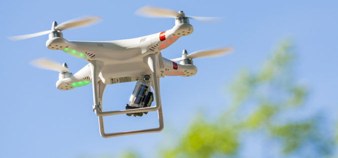 Guidelines for Civilian Use of Drones on Anvil