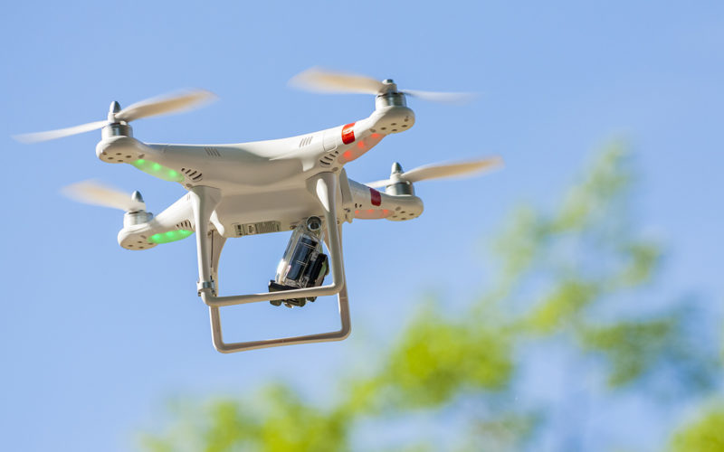 Drone Mapping in Gurgaon to Create Administrative Tools