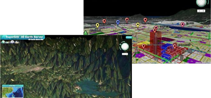 Smart City Solutions on 3D GIS Platform