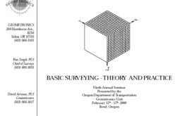 Basic Surveying -Theory and Practice