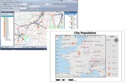 Latest SuperGIS Desktop 3.2 Enhances Map Display Performance and Analysis Functions