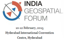 India Geospatial Forum 2015