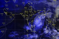 Severe Cyclonic Storm 'HUDHUD' over westcentral Bay of Bengal
