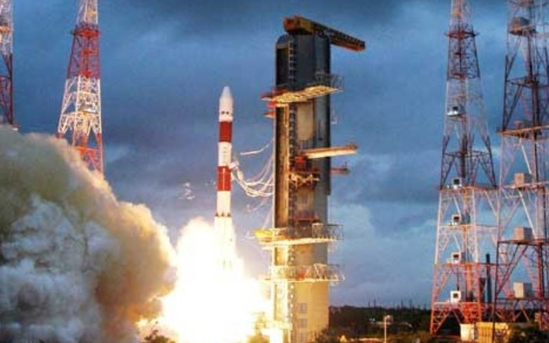 PSLV-C26 Successfully Lifted off India's Third Navigation Satellite IRNSS-1C