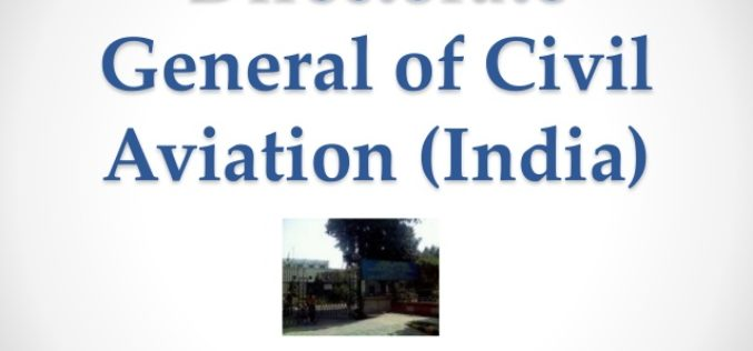 DGCA Issues Notice on Use of Unmanned Aerial Vehicle (UAV) for Civil Applications