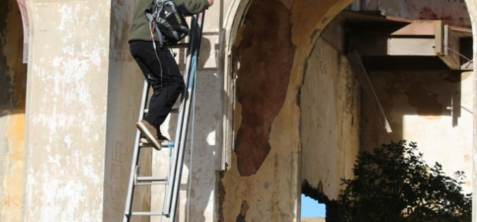 3D Laser Mapping Helps Preserve Earthquake Prone Buildings in New Zealand