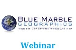 Blue Marble Webinar – Geographic Calculator 2014: Working with Transformations