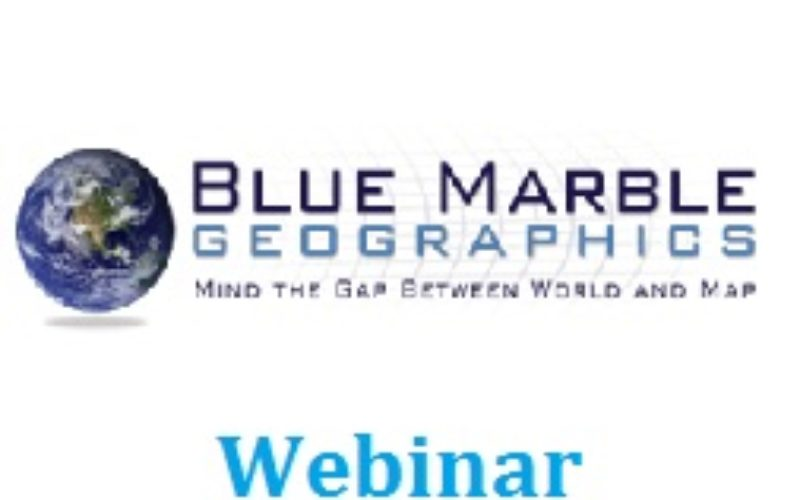 Global Mapper Webinar: What's New in Global Mapper v. 16.1