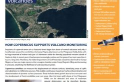 How Copernicus Supports Volcano Monitoring