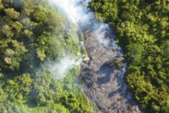 senseFly UAV Used to Map Active Lava Flow in Hawai'i