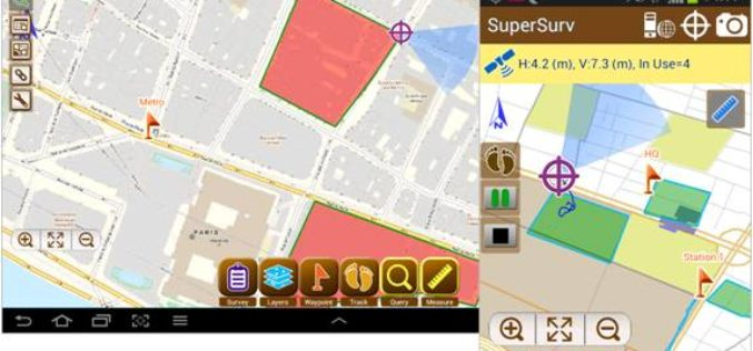 SuperSurv 3.2 Release Advanced GPS Support and Data Collection Functions