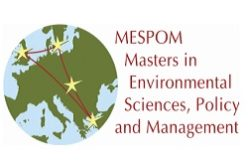 Masters Course in Environmental Sciences, Policy and Management (MESPOM)