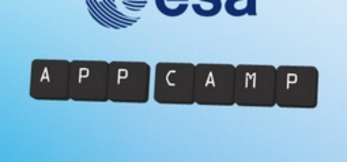 European Space Agency App Camp Challenge