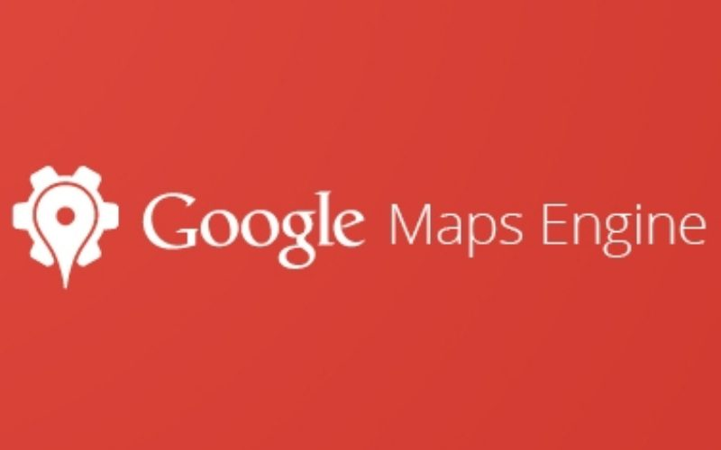Google to End Support for Google Maps Engine