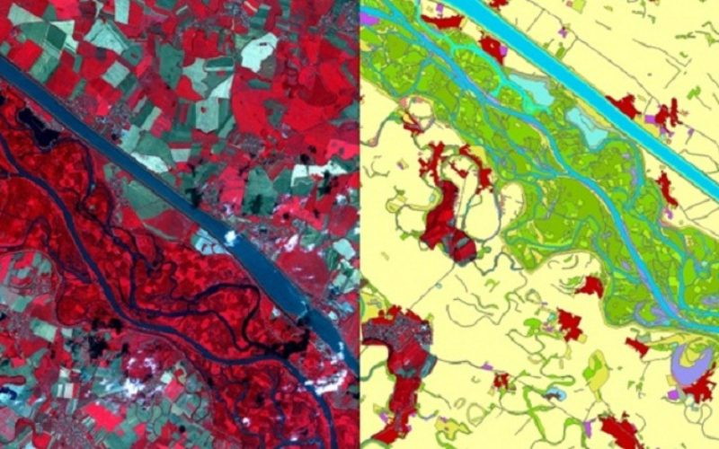 Copernicus: A Tool for Monitoring Europe's Ecologically Sensitive River Banks