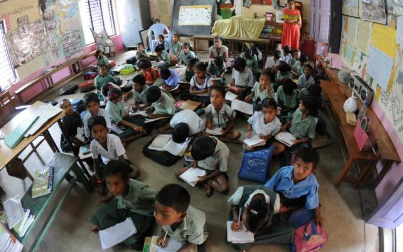 GIS to Map Schools Infrastructure in Telangana State