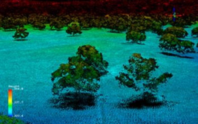 Full Waveform LiDAR Sample Data Now Available For Free