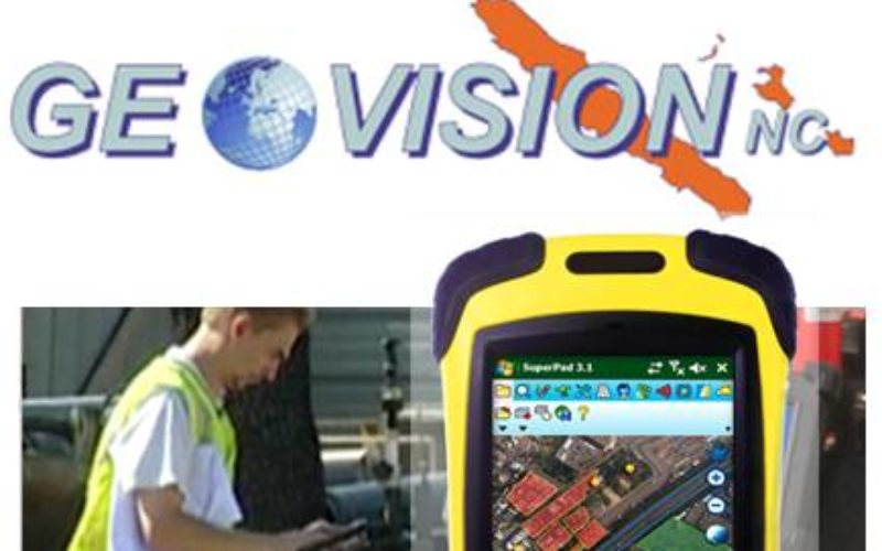 GEOVISION Utilizes SuperGIS for Maritime and Land GIS Planning