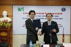 Vietnam and Japan Signed MoU to Cooperate in Geospatial Sector