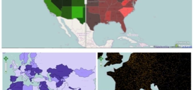 Get Geared Up! Dynamically Render Your Map Using New JavaScript APIs