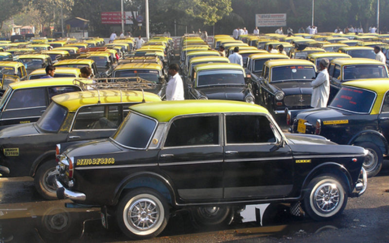 Maharashtra Govt Plans GPS in Taxi's for Women Safety