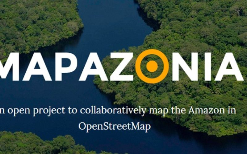 MAPAZONIA – A Crowdsourced Project to Map the Amazon