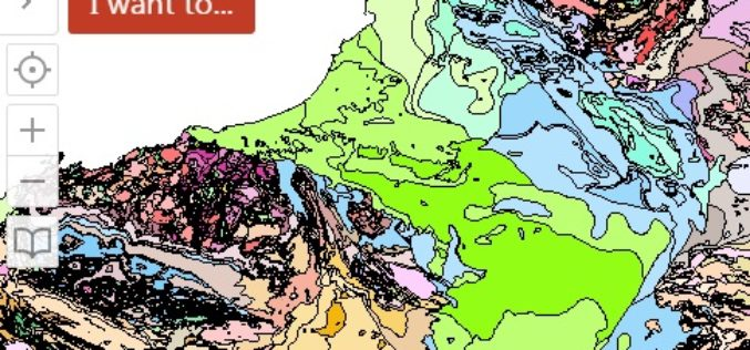 WA Geology – A Geology Mapping App for Mobile Devices