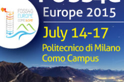FOSS4G-Europe Conference – Submissions Deadline Extended!