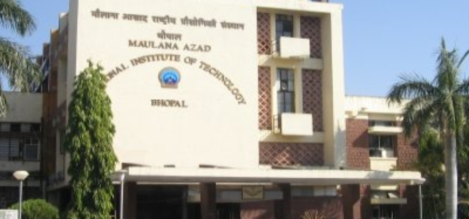 Ph.D. Admission Programs Opens in MANIT-Bhopal