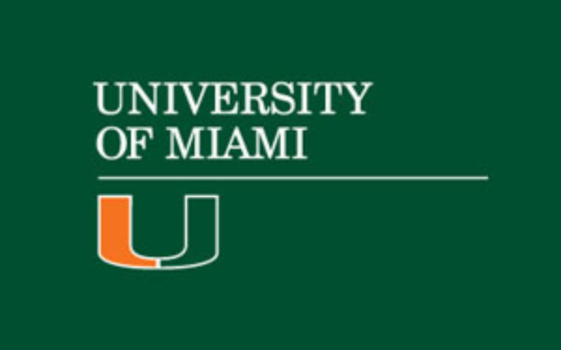 Graduate Degree Track in Applied Remote Sensing by the University of Miami