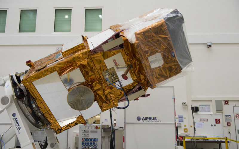 USGS Welcomes European Space Agency's New Land Observing Satellite