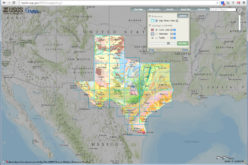 Interactive Geologic Map of Texas Now Available Online