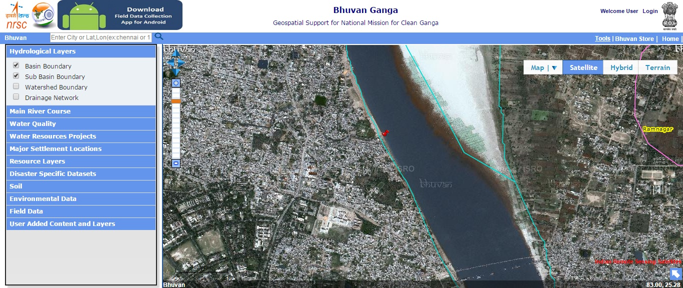 research papers on ganga water pollution Essay on water pollution water covers two-thirds of the earth's surface, with over 97% present in the oceans and less than 1% in freshwater streams and lakes.